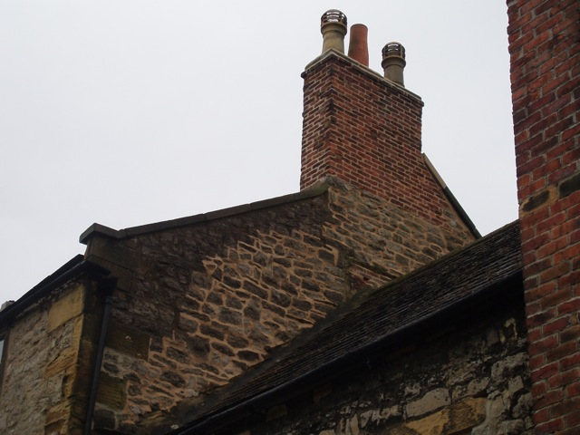 Repointing complete.